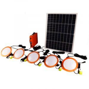 solar charging lights, indoor solar lighting system