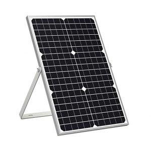 Monocrystalline Solar Panel 30 Watts 12V Mini Solar Cell