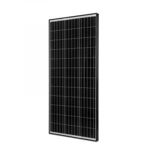 cost of small solar panels, monocrystalline solar module 100 watts 12 volts