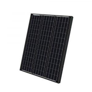 small solar panel price, solar system small 60W 12V mono solar module
